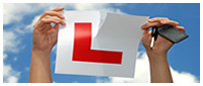 Driving lessons in a car with DSA Approved Driving Instructors in Devon